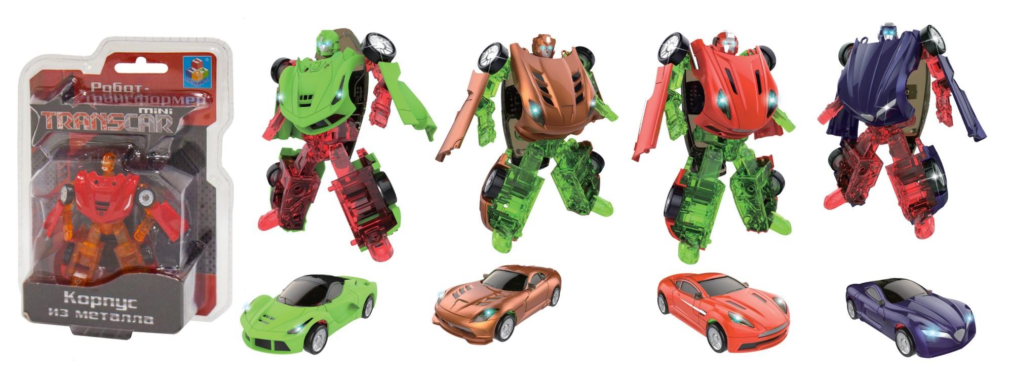 робот-трансформер 1TOY