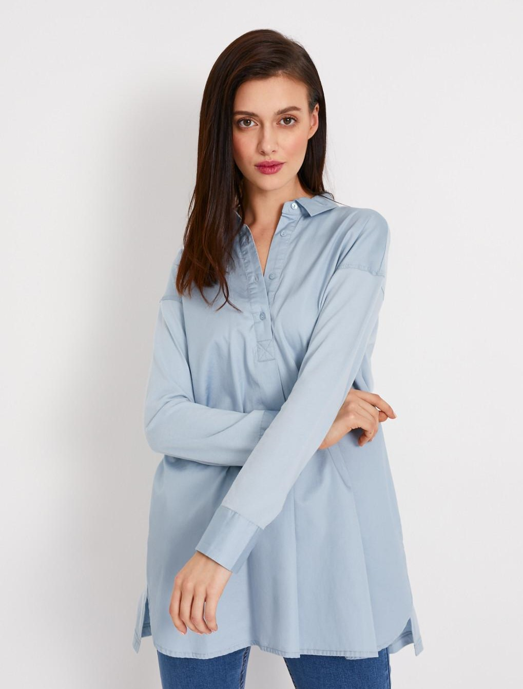 блузка Diverse