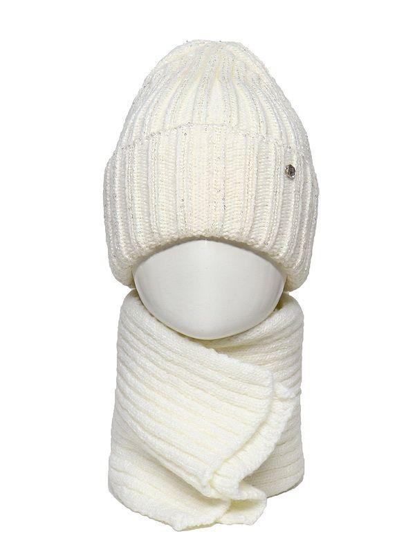 комплект шапок шарфов Baby caps