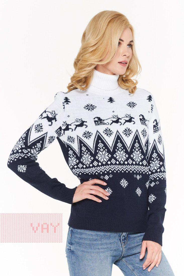 свитер New Vay