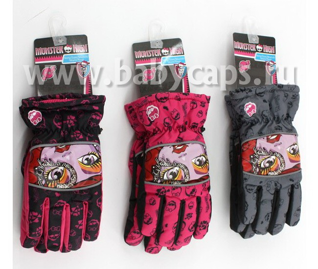 перчатки Baby caps