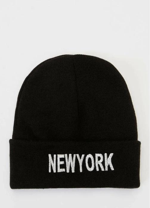 шапка DeFacto