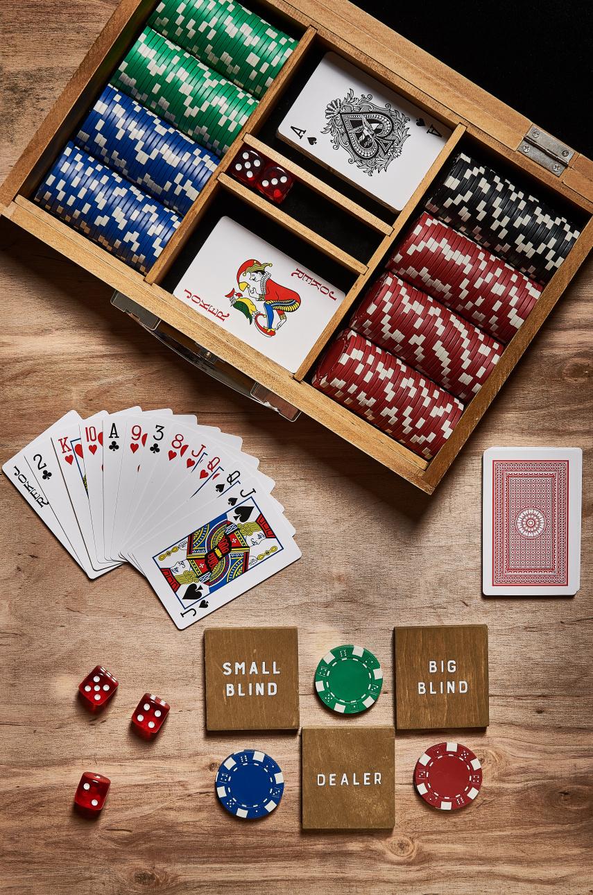 набор для игры в покер Medicine
