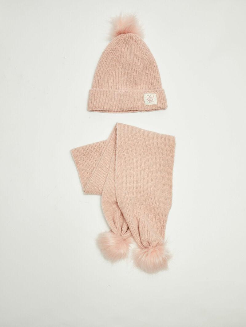 комплект шапок шарфов LCWaikiki